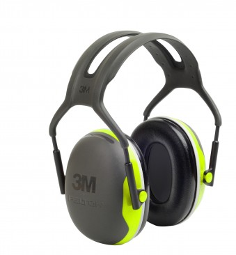 Høreværn Peltor  X4A med bøjle