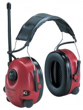 Høreværn Alert med radio og dæmpning M2R...