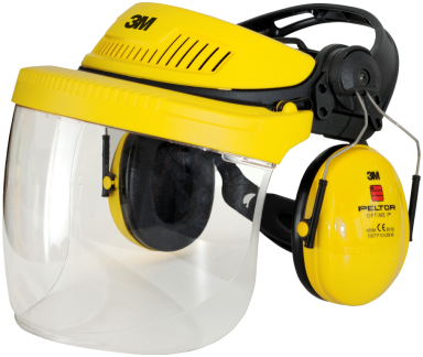 Hjelm Multisystem G500 m/visir og hørevæ...