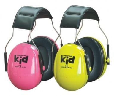 Høreværn Peltor Kids Grøn