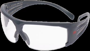 Beskyttelsesbrille SecureFit 600 klar gl...