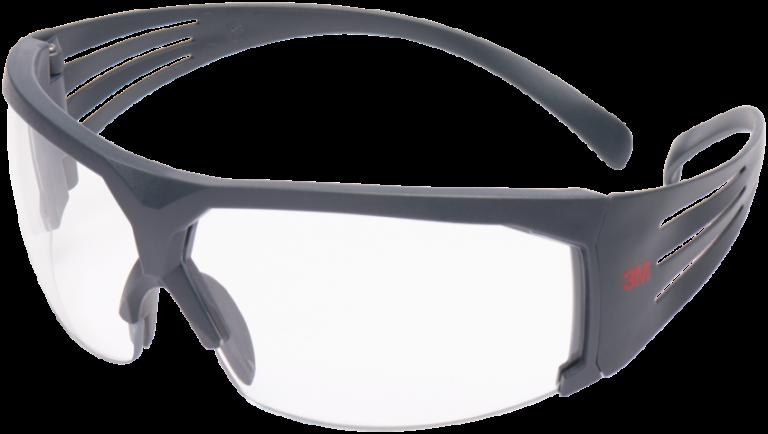 Beskyttelsesbrille SecureFit 600 klar glas