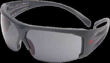 Beskyttelsesbrille SecureFit 600 grå gla...