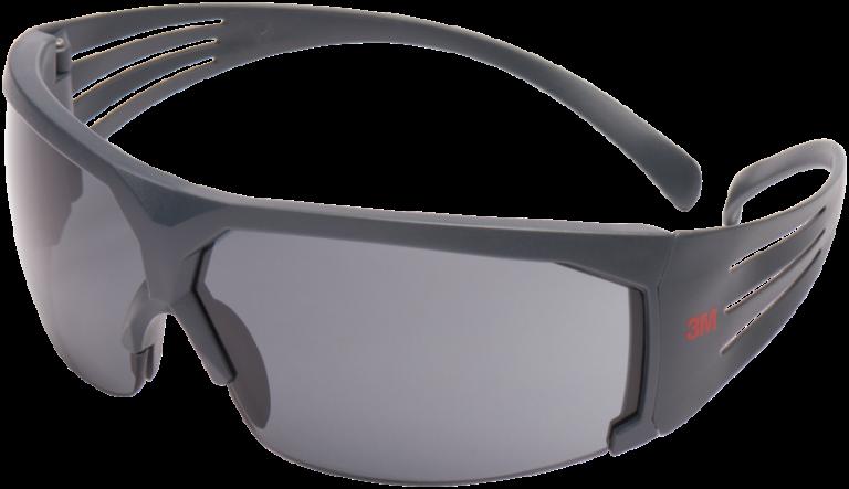 Beskyttelsesbrille SecureFit 600 grå glas