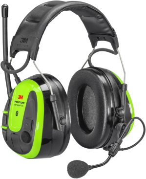 3M Peltor WS alert XPI, headset med bluetooth