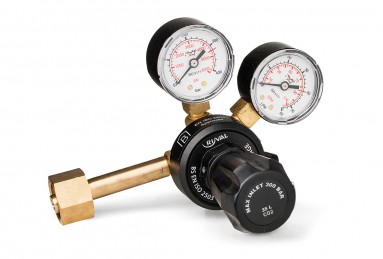 REDUKTIONSVENTIL Co2 AGA RYVAL REGULATOR