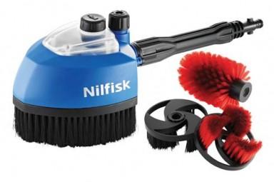 Børstesæt Nilfisk 3-i-1 Multi brush