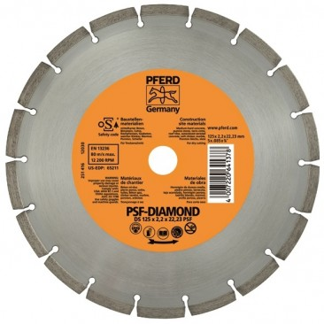 DIAMANTSKIVE PFERD  230 MM DS PSV