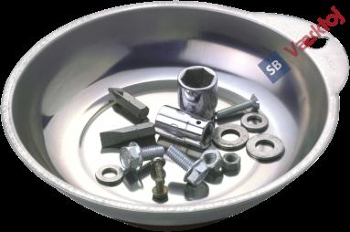 Magnetisk skål t/bolte+skruer 150mm