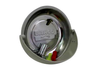 Magnetskål rund Ø150 mm m/kant
