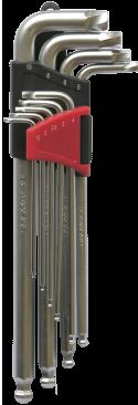 Stiftnøglesæt for defekte skruer