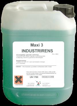 Industrirens Besma 5 ltr, Maxi 3