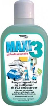 Rensevæske universal Maxi 3 1 liter