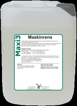 MASKINRENS MAXI 3 5 LTR