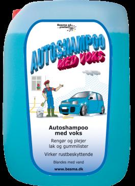 AUTOSHAMPOO M/VOKS 20 LTR
