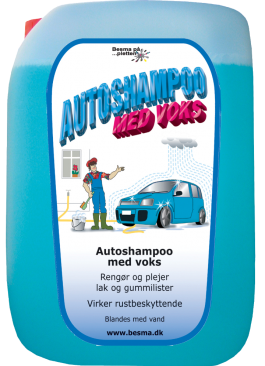 AUTOSHAMPO M/VOKS 5LTR