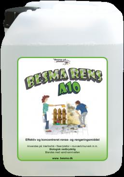 Rens A10 afrensningsmiddel 5 ltr
