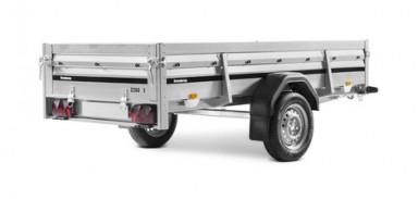 Trailer Brenderup 2260S tip 750 kg ny mo...