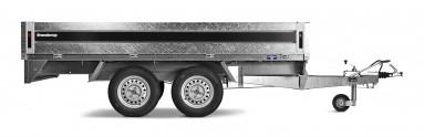 TRAILER BRENDERUP 5310 STB 2000 KG 309 X...