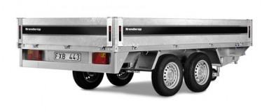 TRAILER BRENDERUP 5310 STB 2500 KG
