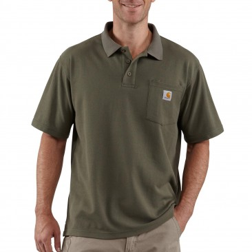 POLO T-SHIRT CARHARTT