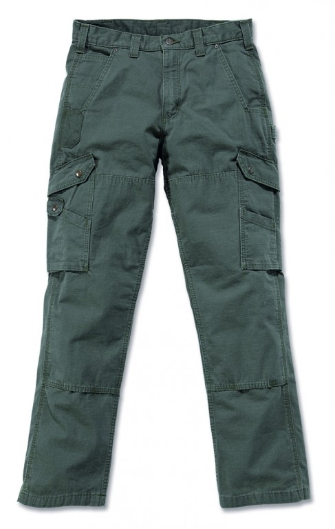 Bukser Carhartt Bom B342 grøn