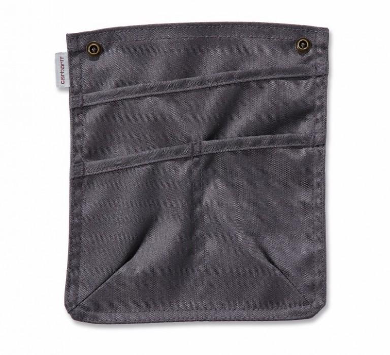 Aftagelige lommer Carhartt grå