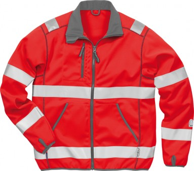 JAKKE WINTER KANSAS HIGH VIS XS-3XL