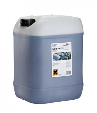 Kølervæske blå 20 liter Polar