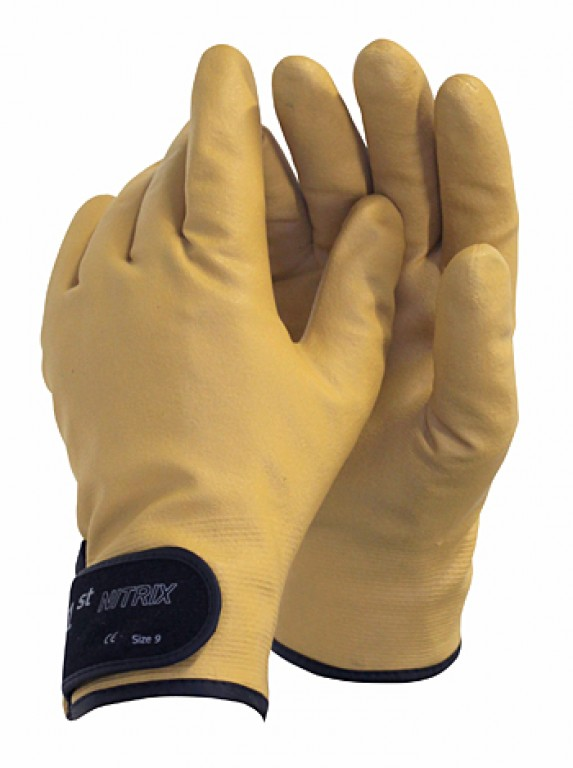 Arbejdshandske Nitrix Foam Velcro 8-11