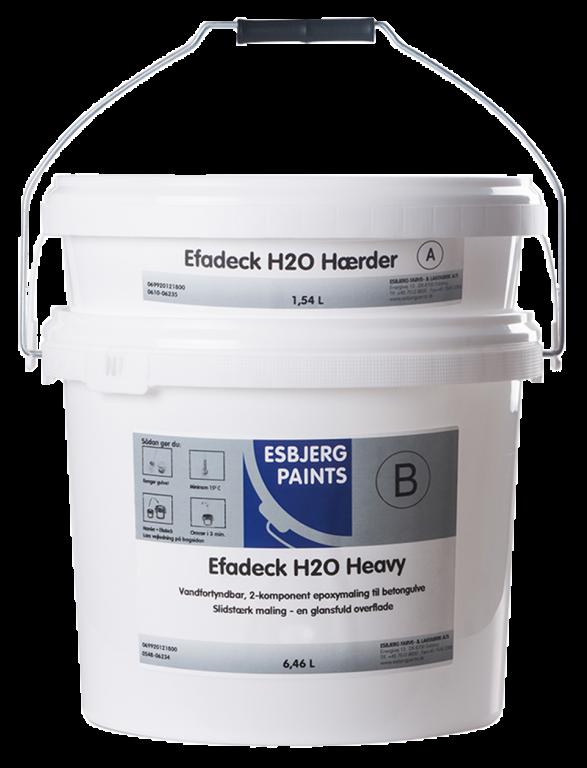 Epoxy gulvmaling til beton 8 l