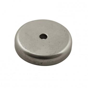 Pottemagnet Neodymium Ø40x8,0