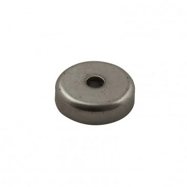 Pottemagnet Neodymium Ø16x4,5