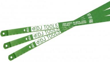 Nedstrygerblad DJ bi-metal 300 mm 10 stk