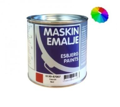 MASKINEMALJE CASE IH SØLV 0,75L