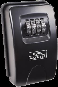 BW Key-Safe nøgleboks m/kodelås