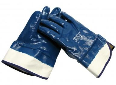 Handske Fortuna Blue med krave 815 str 1...