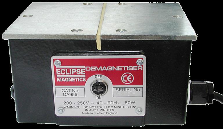 Afmagnetiseringsapparar 220V Eclipse
