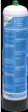 OXYGENFLASKE 930 ML CF52505