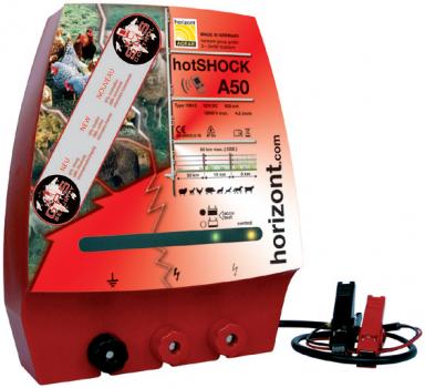EL-HEGN HORIZONT hotSHOCK A50 M/ GPS/SMS