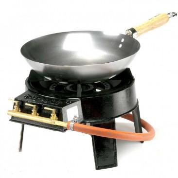 Hot Wok gasblus wok