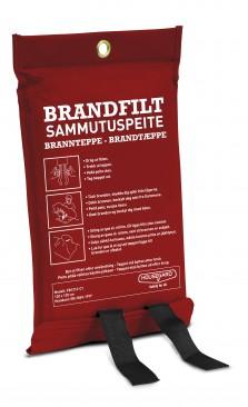 Brandtæppe Housegard 120 X 120 cm