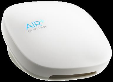 Air+ mikroventilator til støvmasker