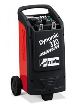 BATTERILADER DYNAMIC 320 TELWIN 12/24V