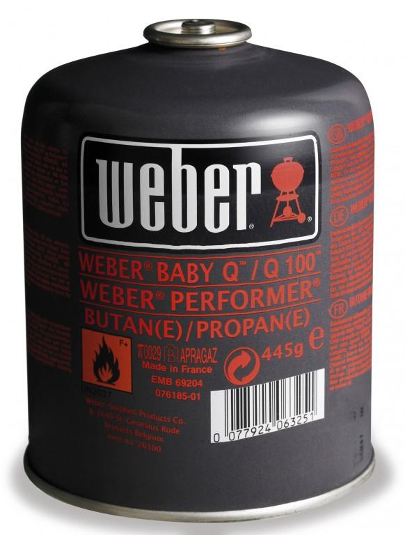 GASDÅSE WEBER 440G T/ Q100 +PERFORMER