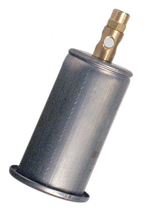 Brænderrør Kosan titanium ø 50 mm