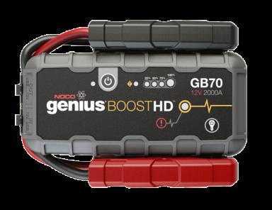 Jumpstarter GB70 Boost HD (12v Bly)
