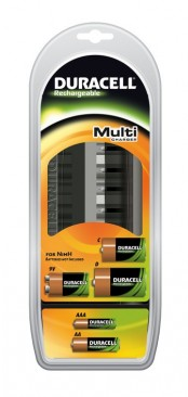 DURACELL  CHARGER MULTI CEF22 LADER