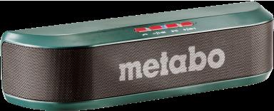 Højtaler Metabo med Bluetooth