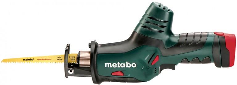 Bajonetsav Powermaxx Metabo ase